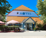 Paintball Jungle Hotelempfehlung: Apart Hotel Gera