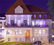 Paintball Jungle Hotelempfehlung: Hotel am Paradies in Jena